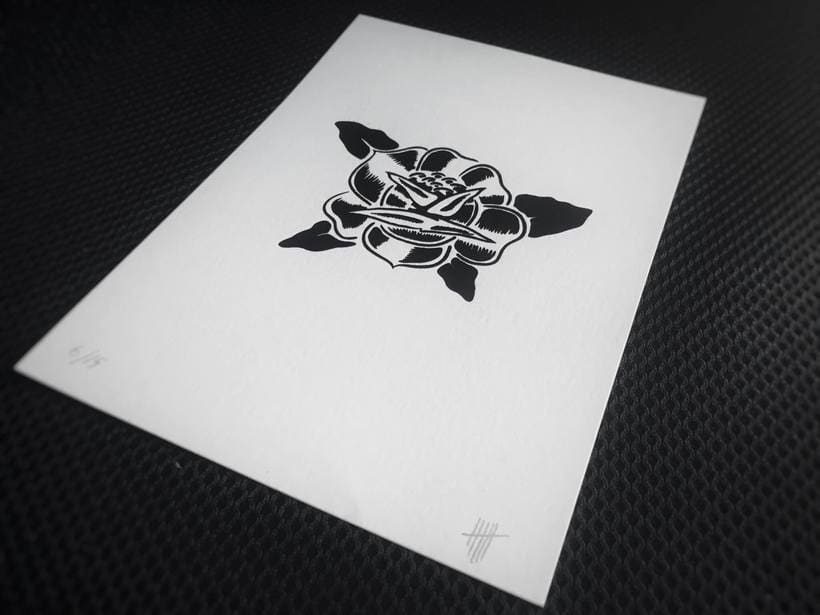 Limited Serigraphy Prints 3