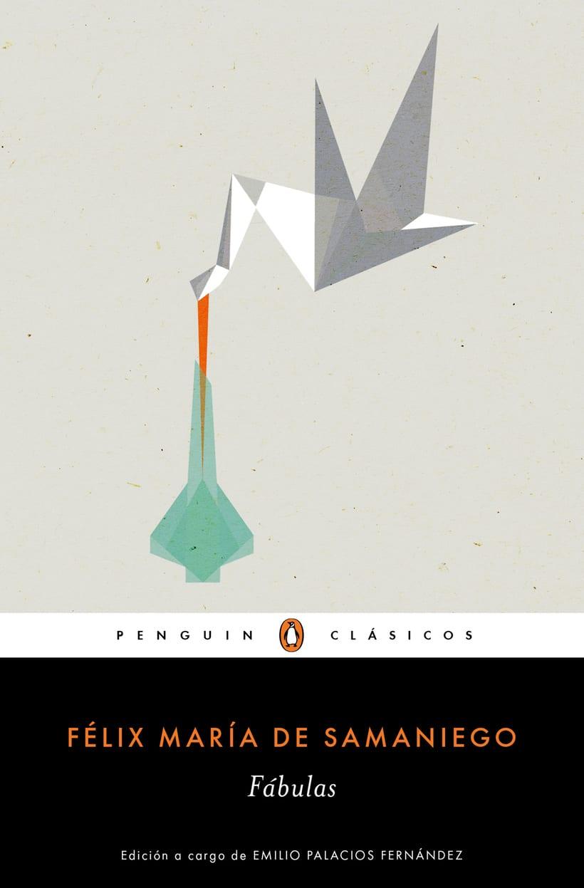 Ilustración. Penguin Clásicos  -1