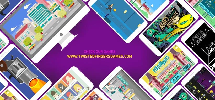 Twisted Fingers Games 1