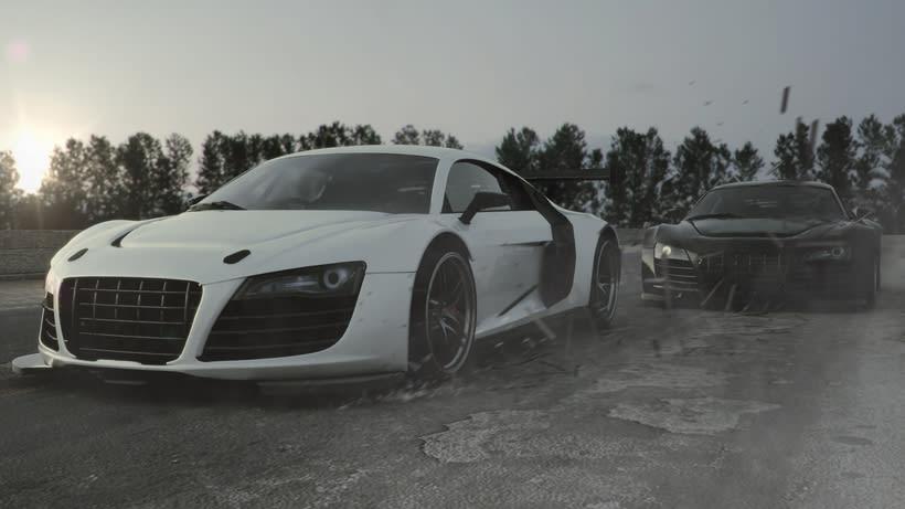 Audi 3D 0