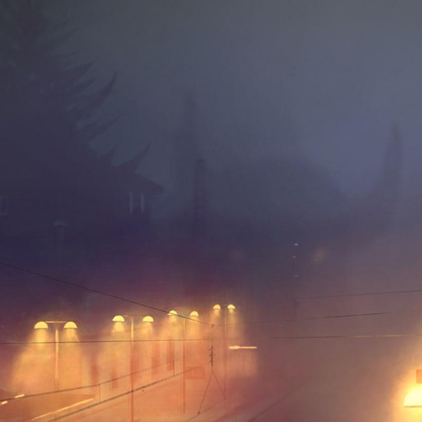 Niebla en la noche 3