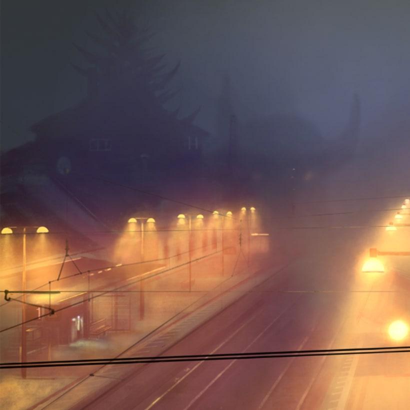 Niebla en la noche 2