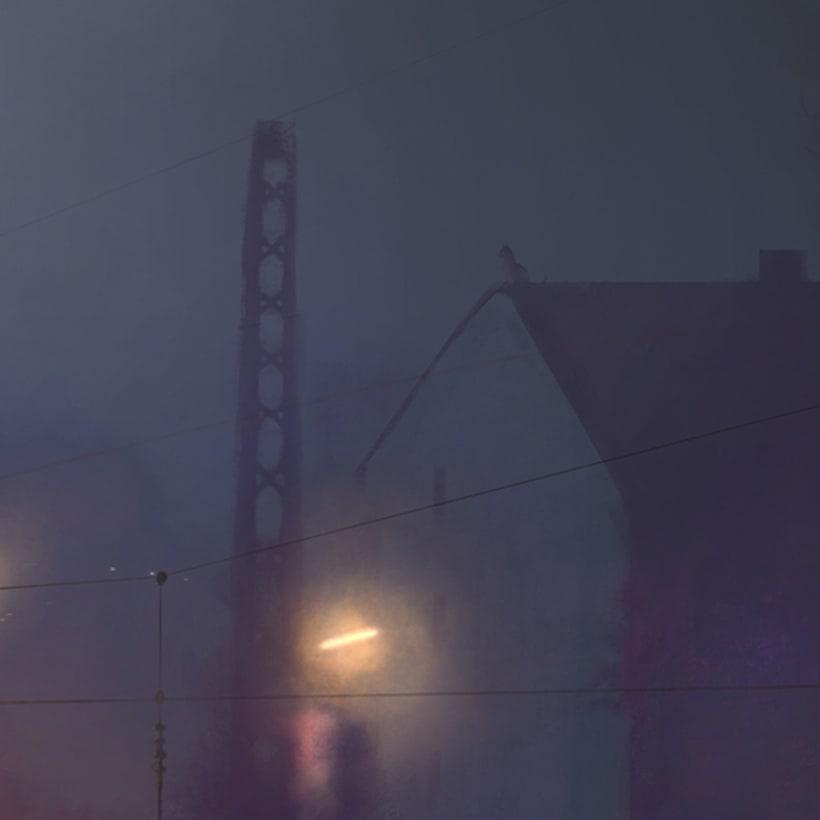 Niebla en la noche 5