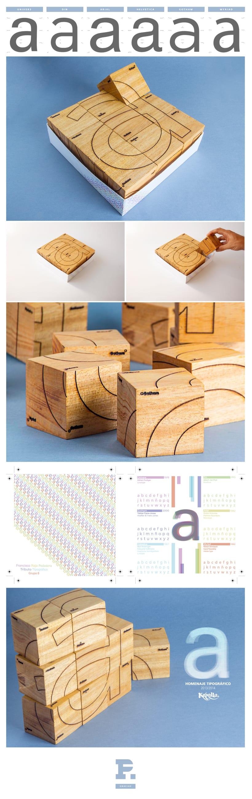 Tributo tipográfico -1