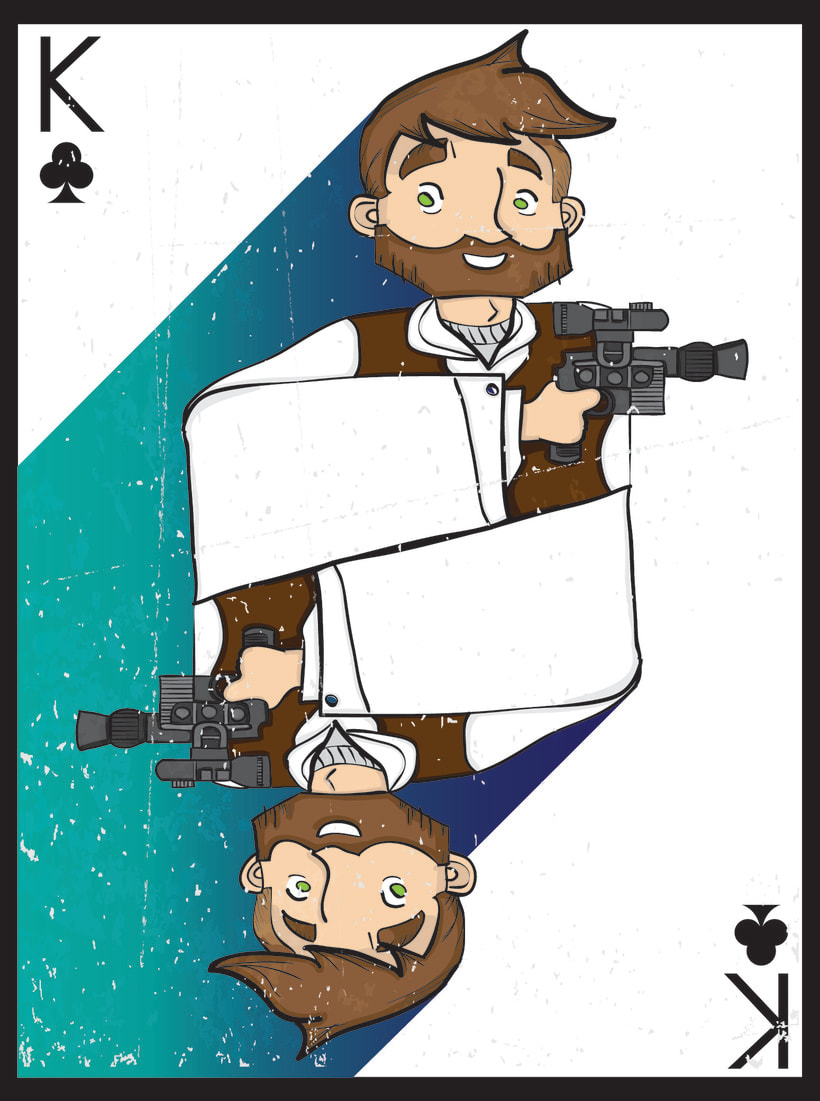 Galactic Playing Cards 1