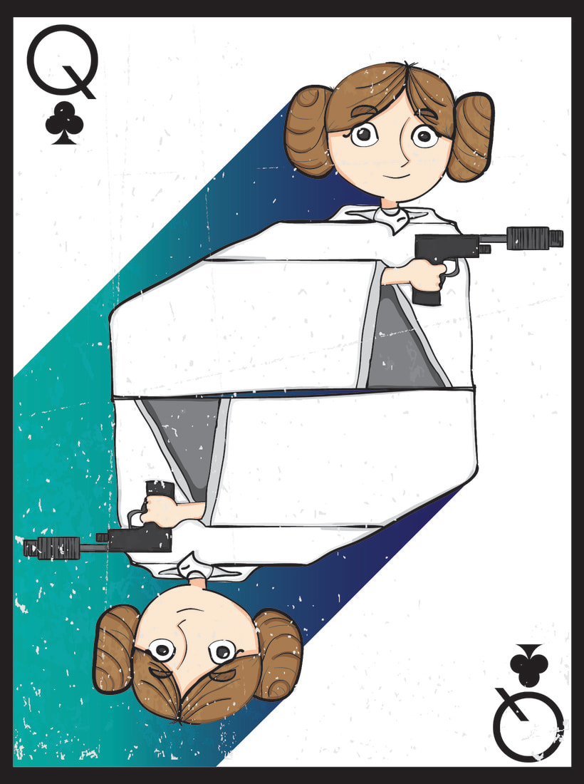 Galactic Playing Cards 4