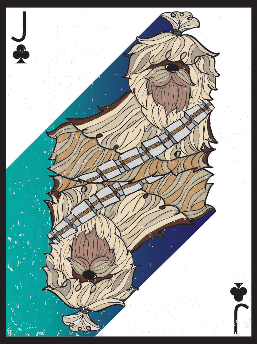 Galactic Playing Cards 8