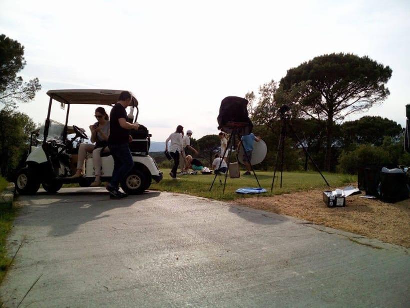 PGA CATALUNYA RESORT producción 2