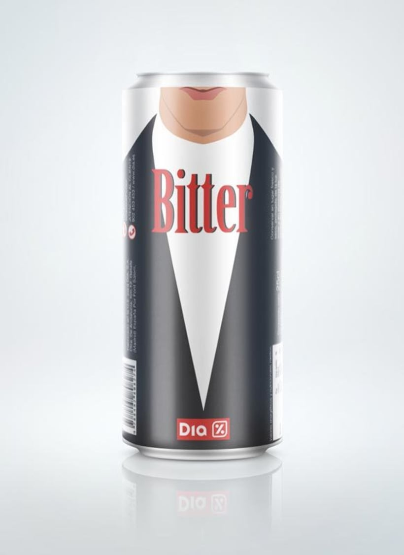 Diseño de Bitter Dia% 2