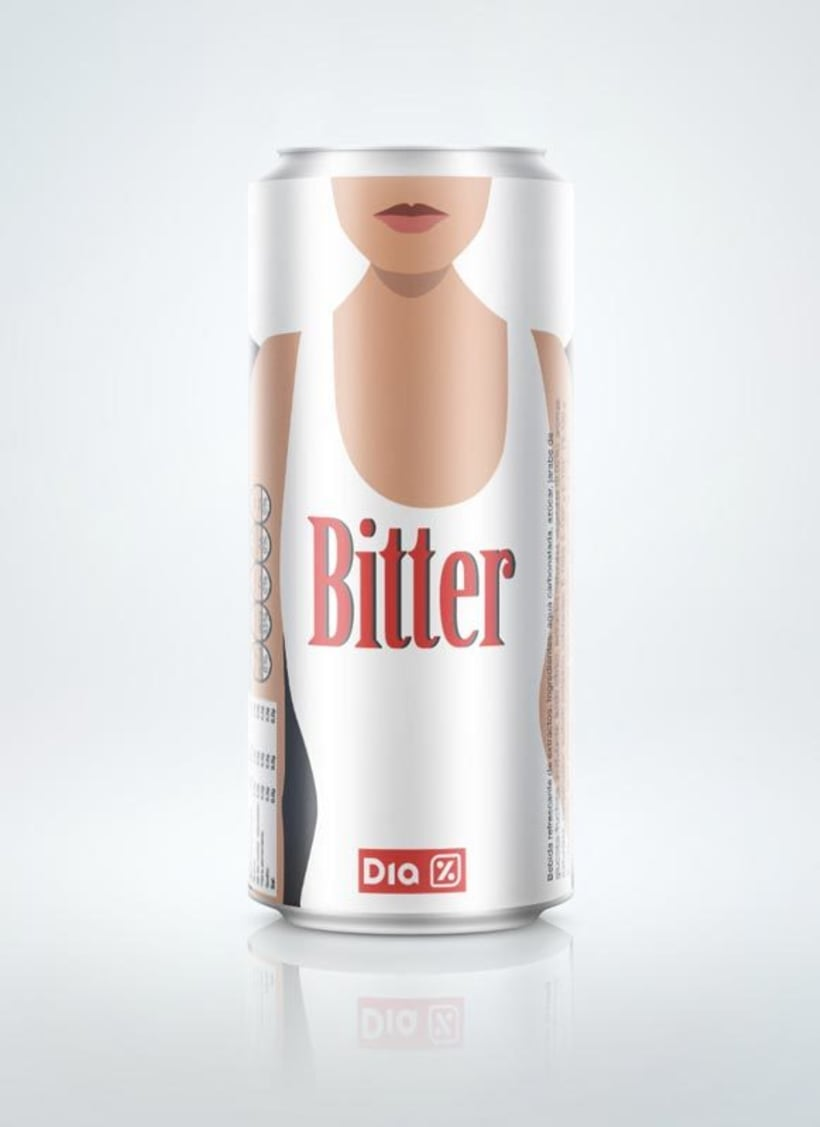 Diseño de Bitter Dia% 4