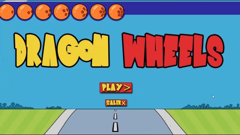 Proyecto: Dragon Wheels 1