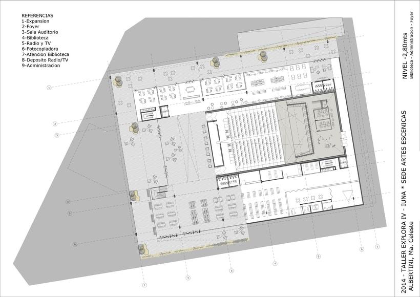 IUNA - A IV - Catedra Explora 4