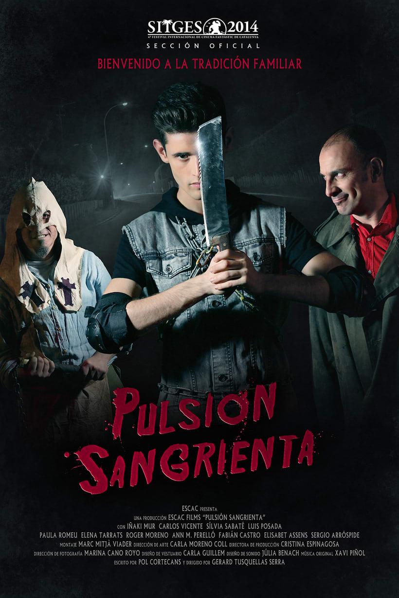 Pulsión sangrienta / Sanguine Craving 2