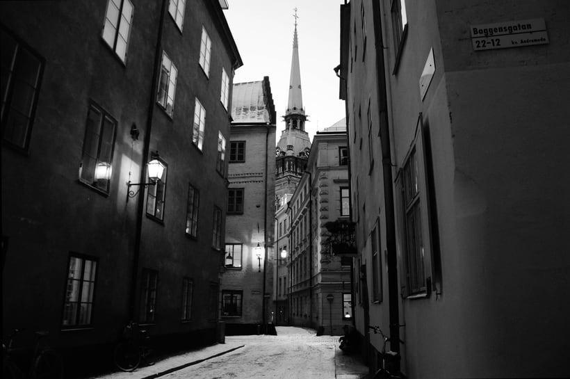 Stockholm - Invierno 2016 0