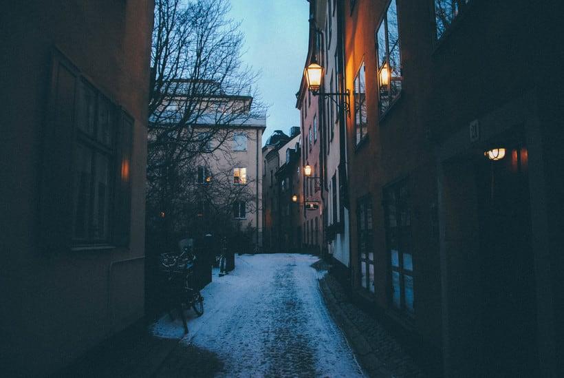 Stockholm - Invierno 2016 1
