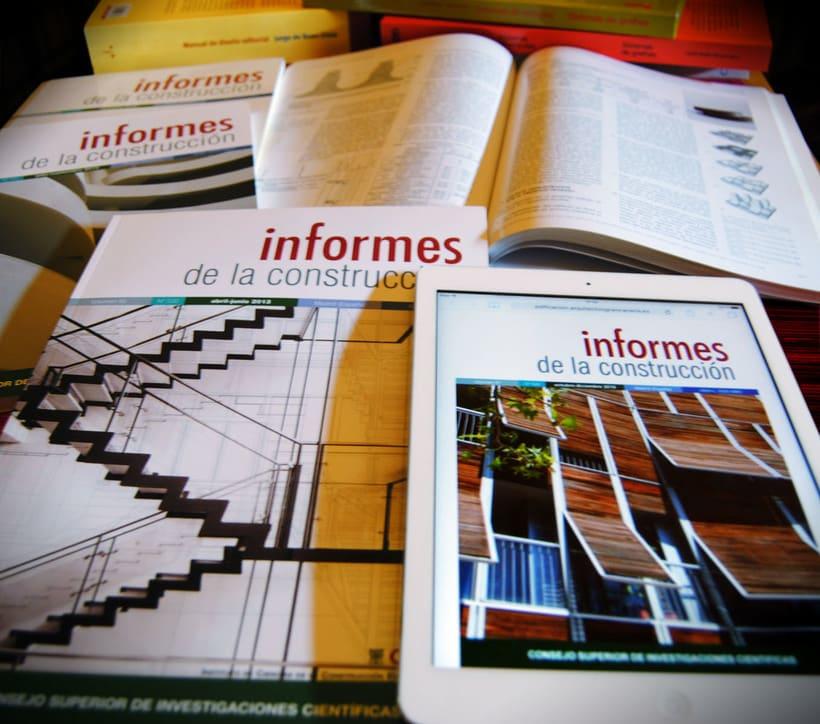 Revista Informes de la Construcción 3