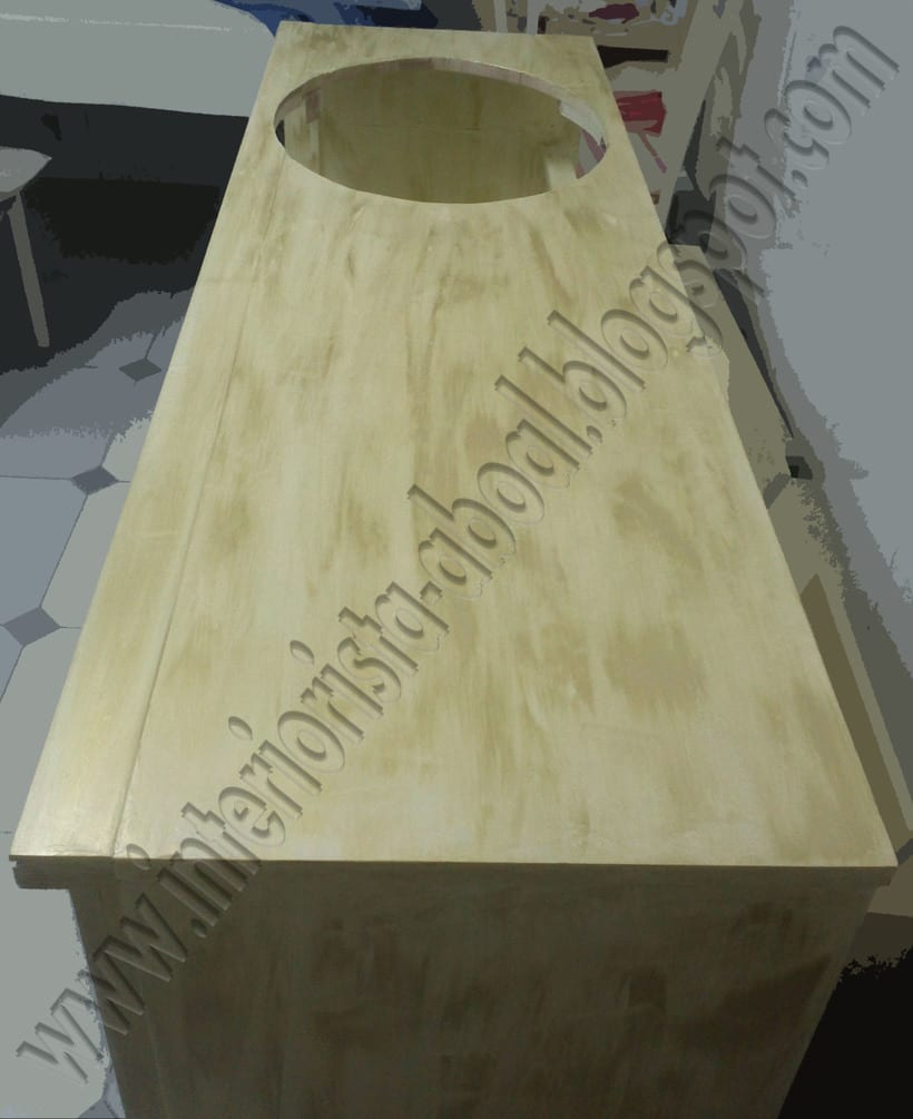 Cambio mobiliario de baño 4