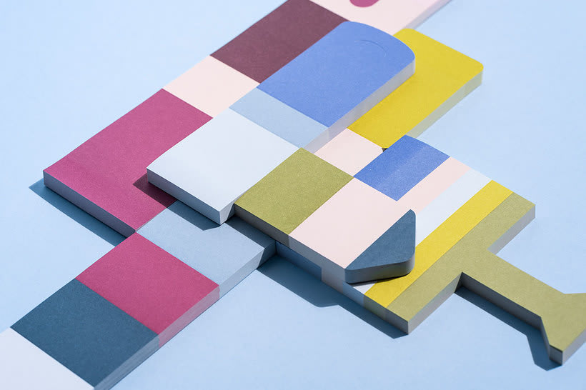 Sticky notes for Normann Copenhagen 4