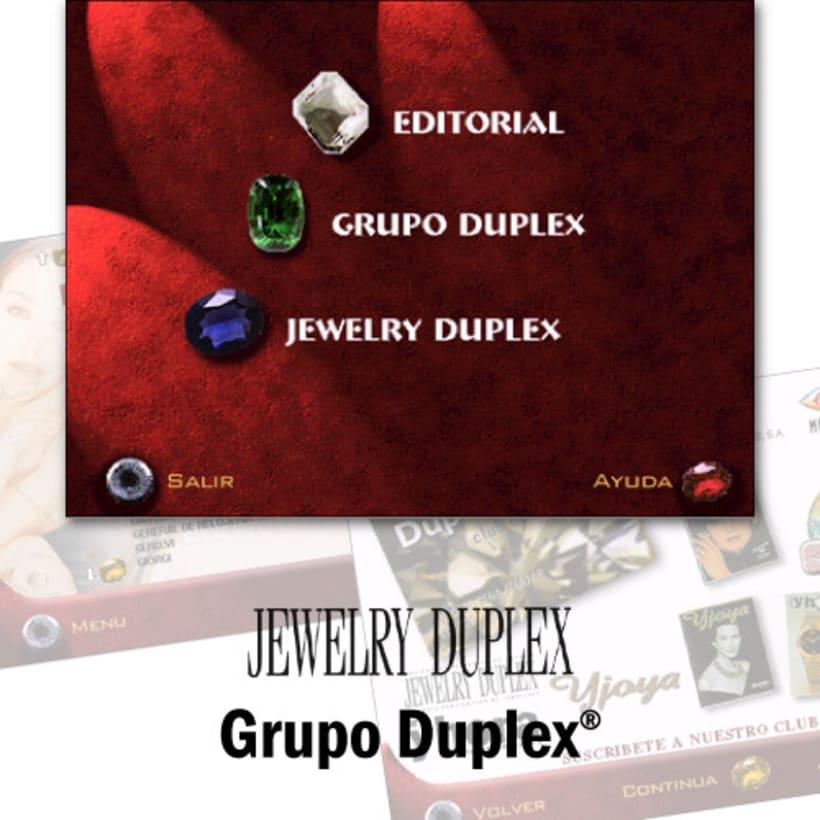 Catálogo interactivo para revista de joyeria -1