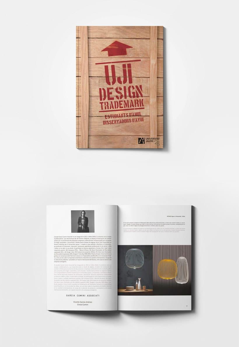 UJI Design Trademark 0