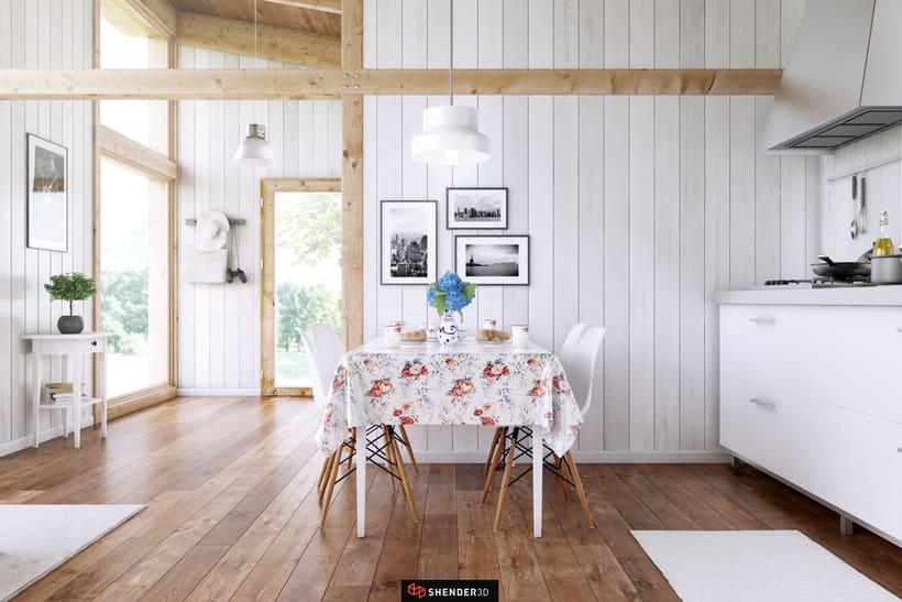Casa Escandinava 3
