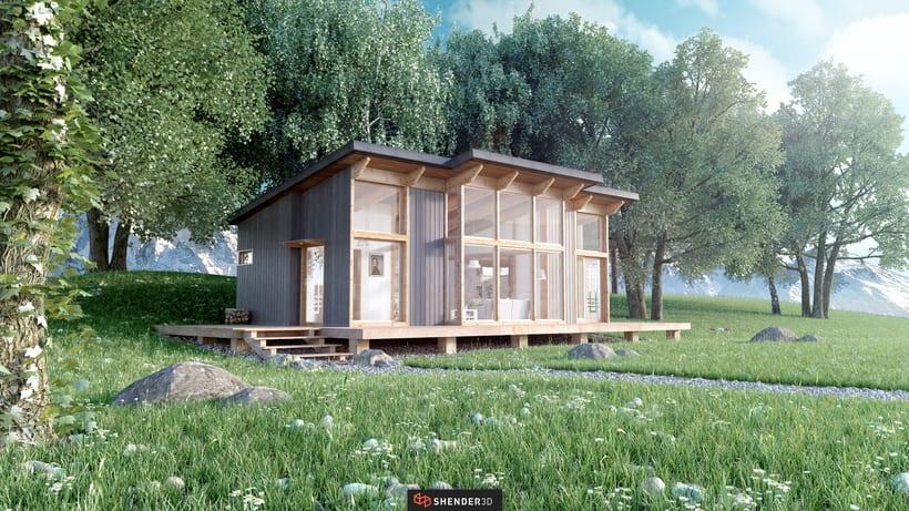 Casa Escandinava 0