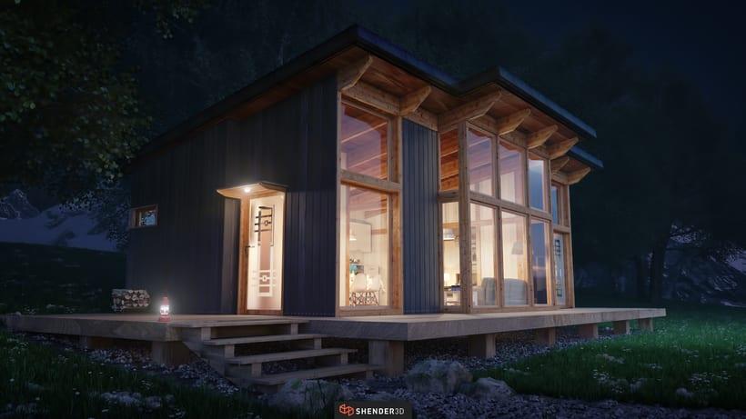 Casa Escandinava 7