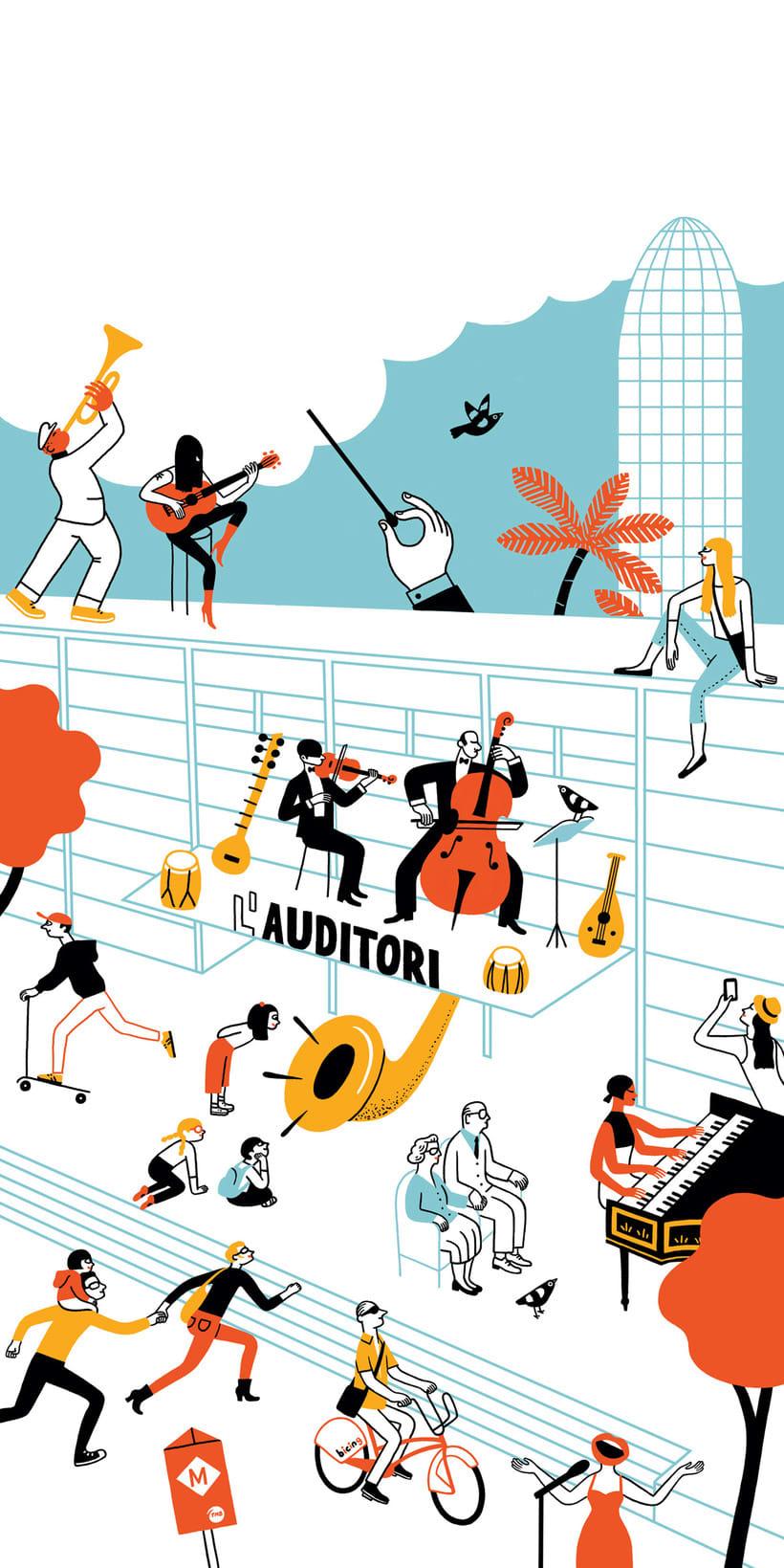 Luci Gutiérrez: el éxito de la ilustración editorial 4