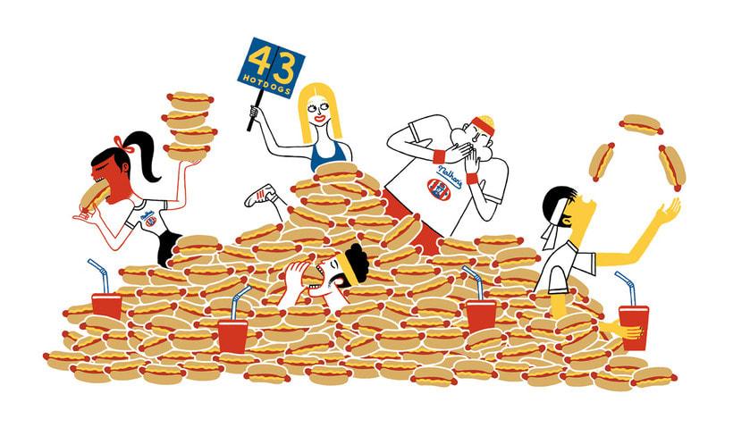 Luci Gutiérrez: el éxito de la ilustración editorial 7