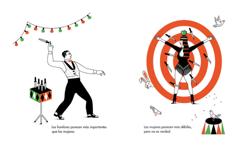 Luci Gutiérrez: el éxito de la ilustración editorial 12