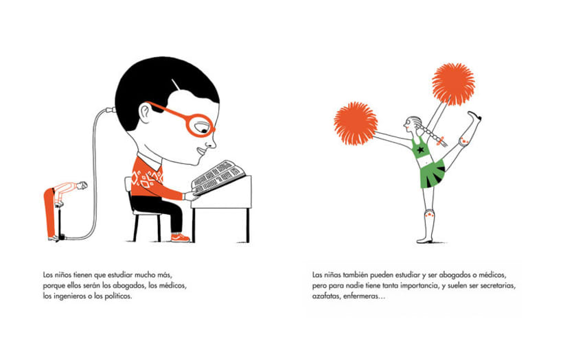 Luci Gutiérrez: el éxito de la ilustración editorial 11