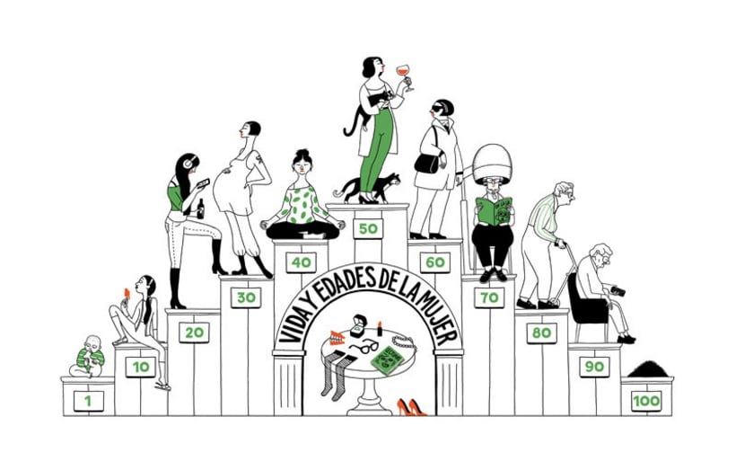 Luci Gutiérrez: el éxito de la ilustración editorial 9