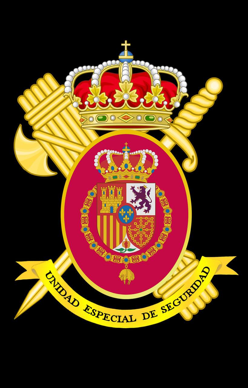 Guardia Civil. Casa Real -1
