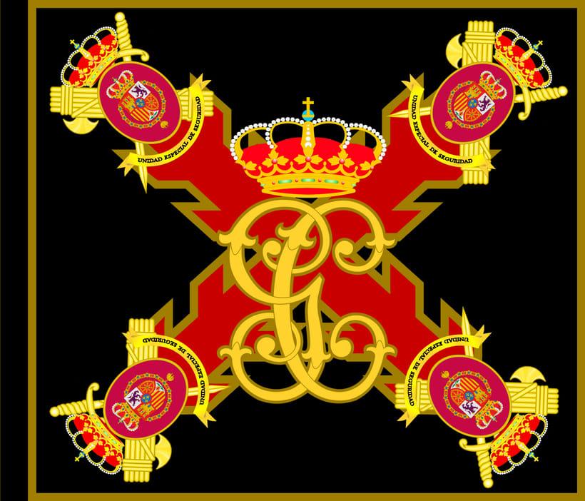 Guardia Civil. Casa Real 0