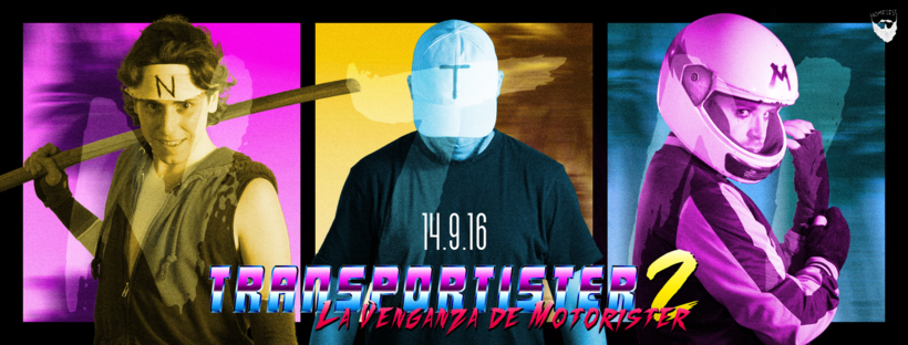'TRANSPORTISTER 2: La Venganza de Motorister' 1