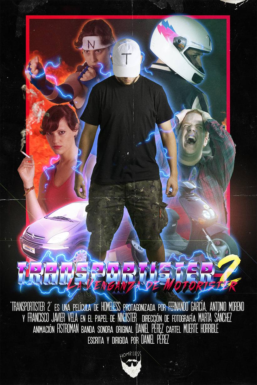'TRANSPORTISTER 2: La Venganza de Motorister' 2