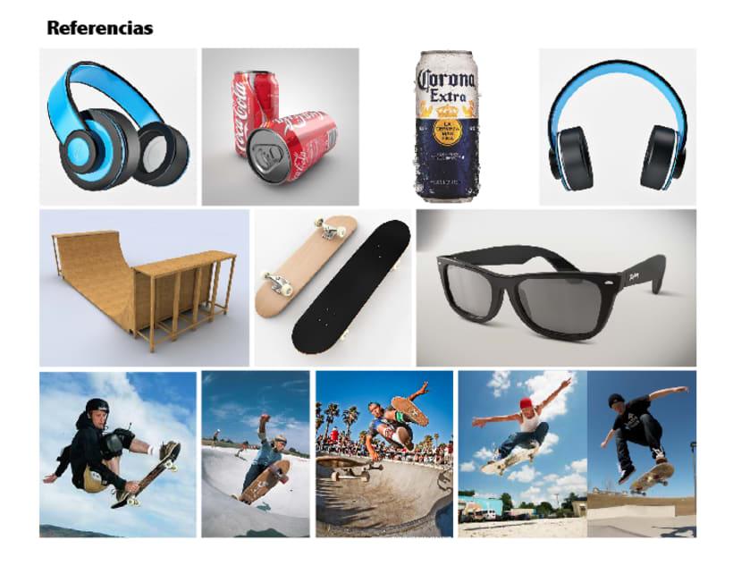 Chela Skater 2