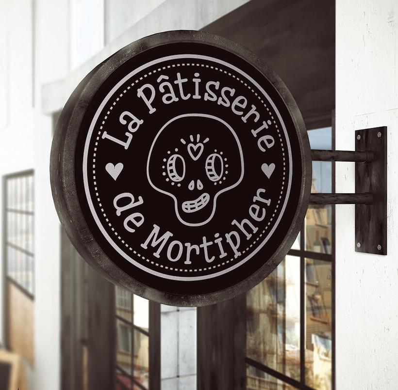 La Pâtisserie de Mortipher 1