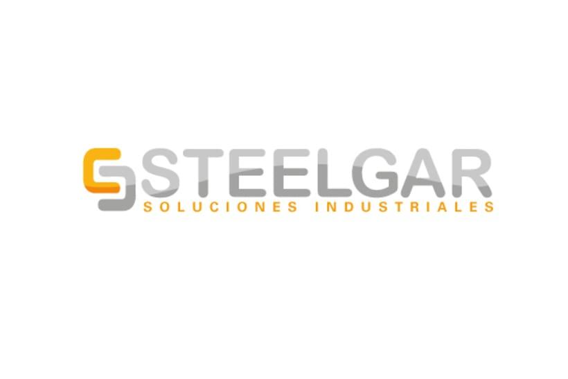 Marca corporativa para empresa metalúrgica -1