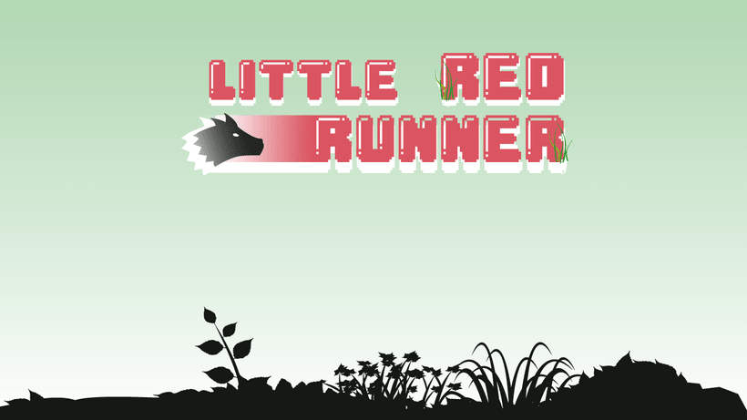 Little Red Runner 1