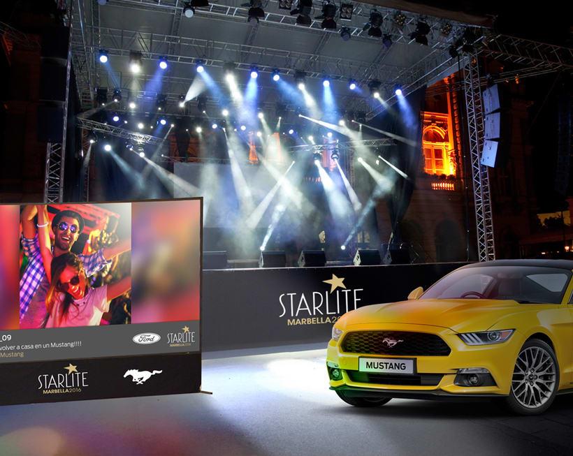 Starlite Marbella - Ford Mustang 7