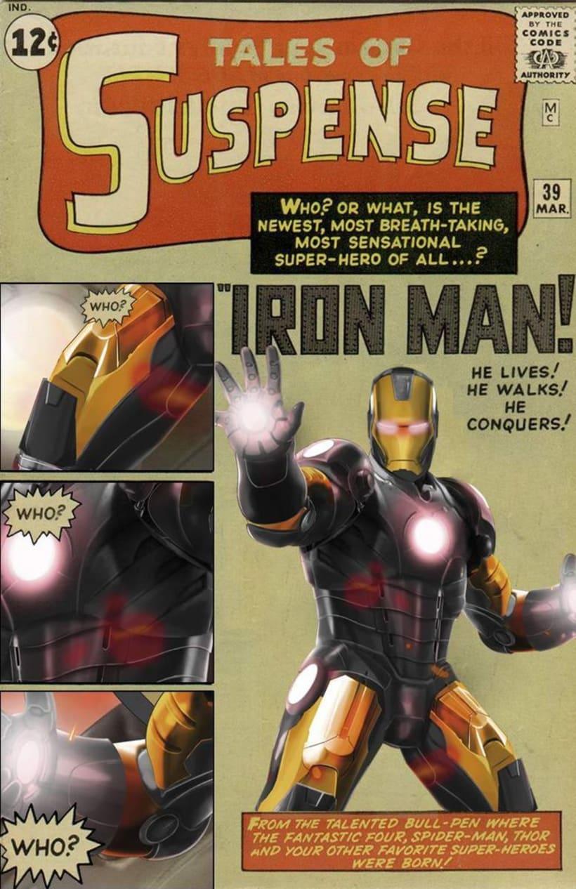 A MODERN TIN MAN 5