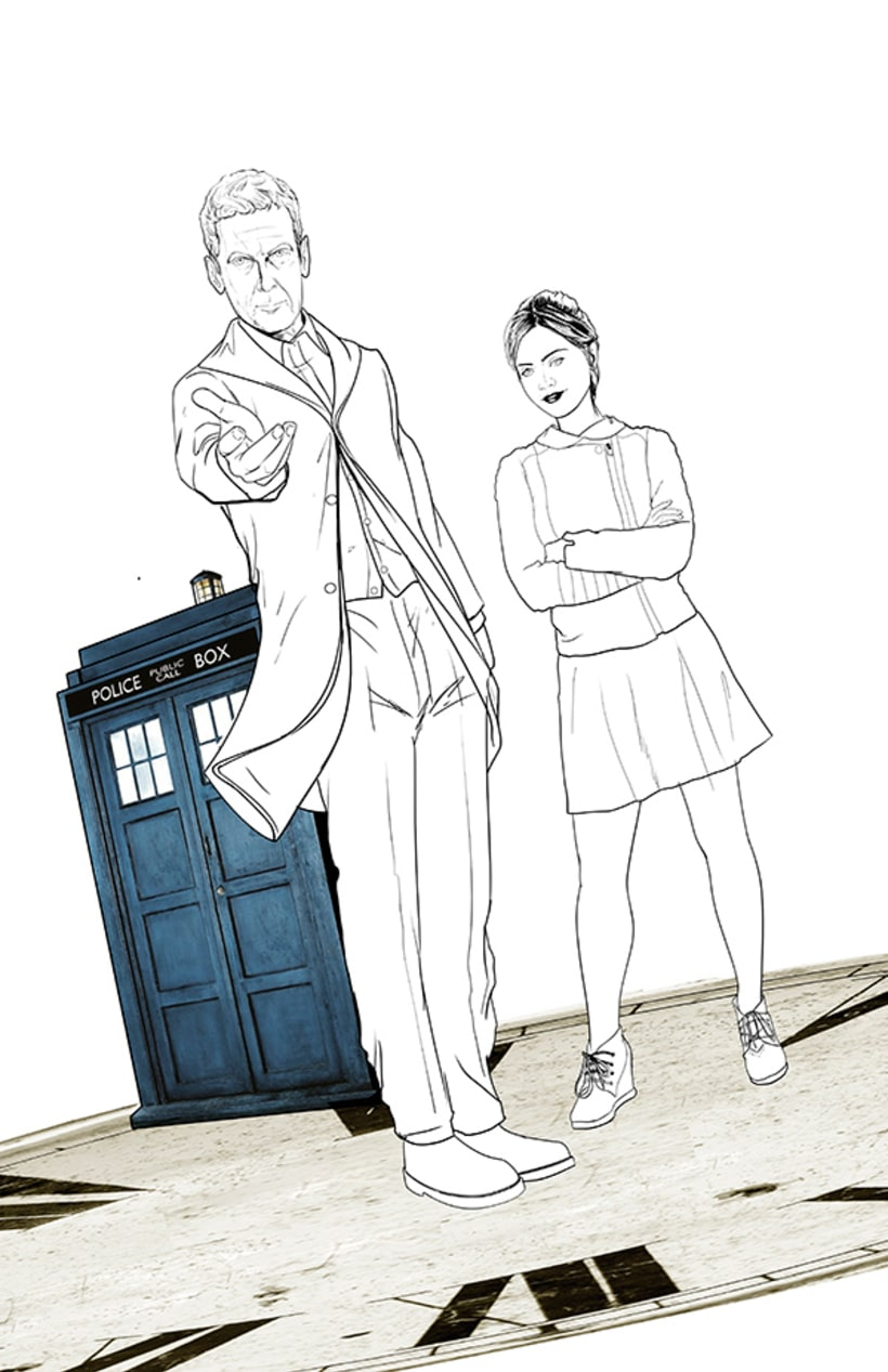DOCTOR... WHO? 1