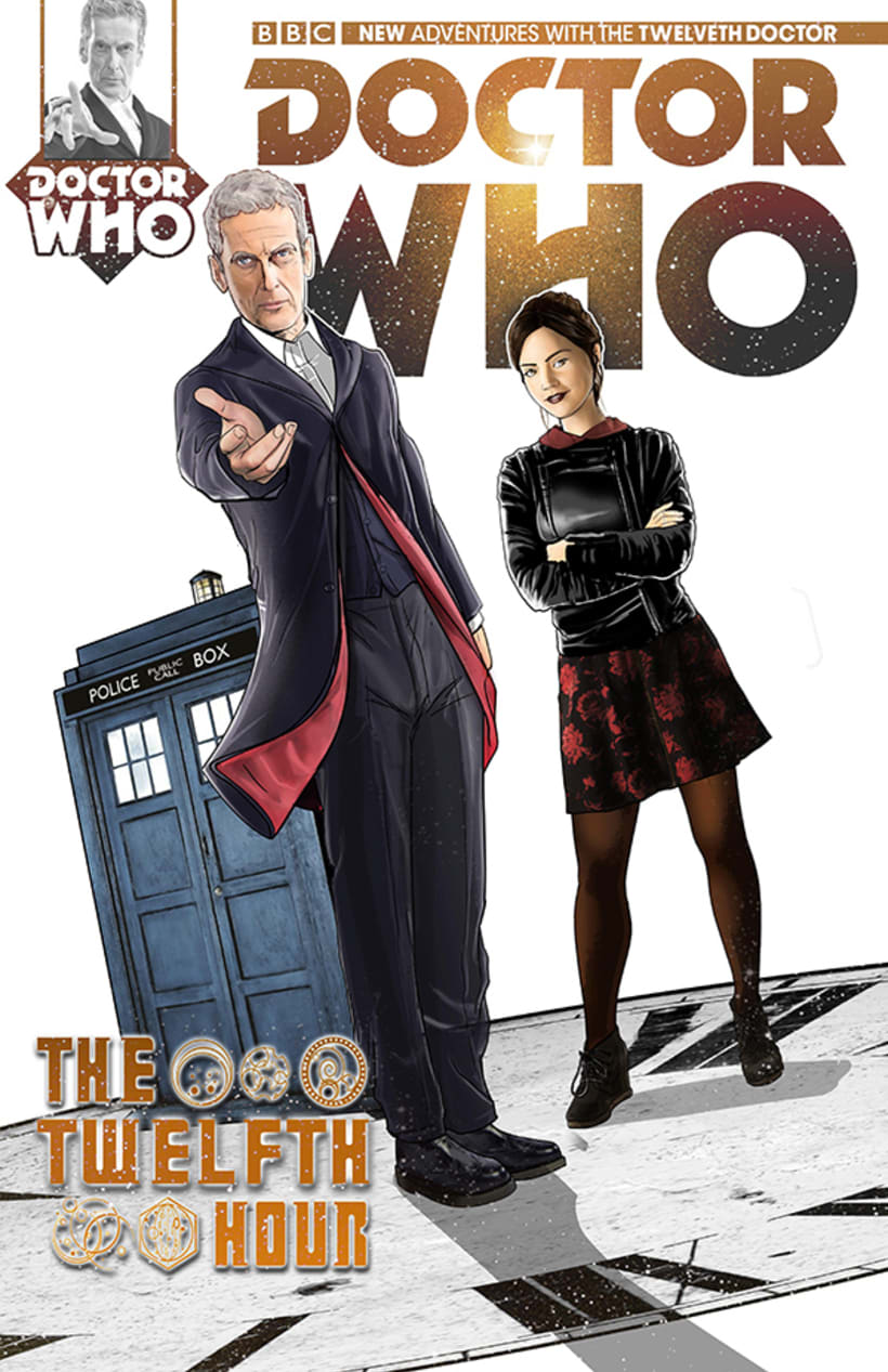 DOCTOR... WHO? 3