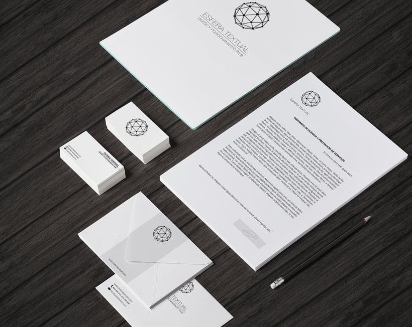 Branding - Esfera Textual 2