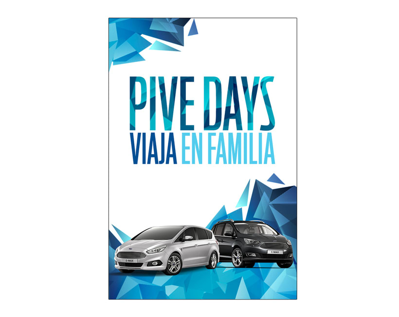 Pive Days - Ford 8