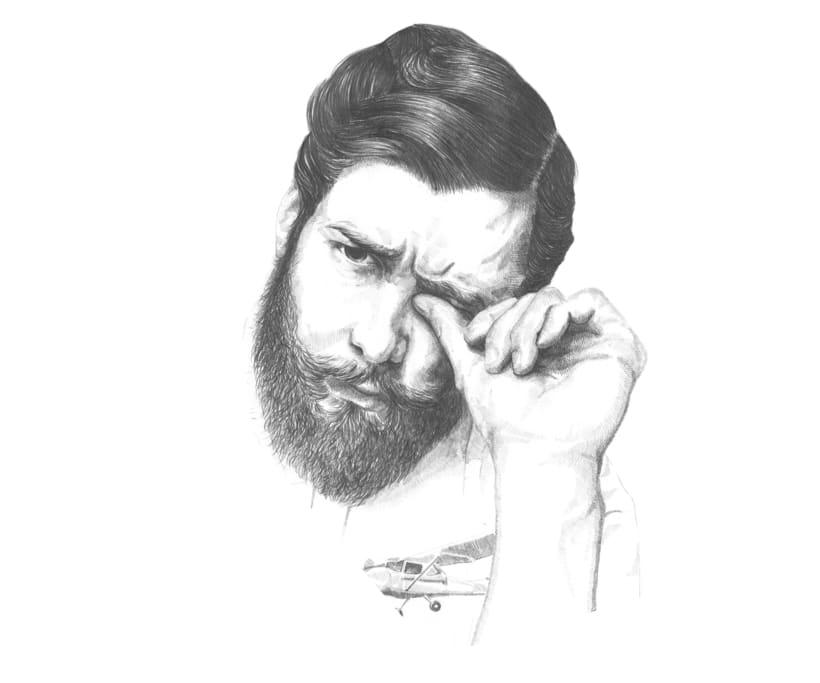 Beard -1