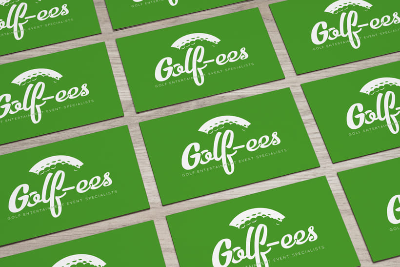 Logotipo Golf-ees 1