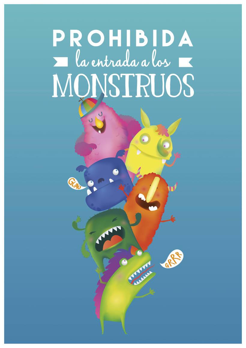monstruitos 1