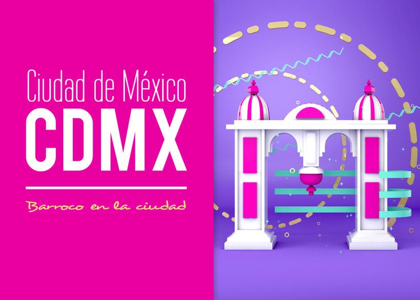 CDMX / Proyecto Dirección de Arte 4